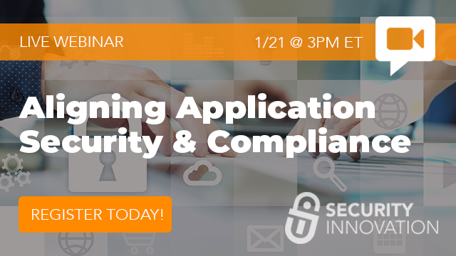 Aligning Application Security & Compliance
