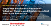 Single-Use Bioprocess Platform for Veterinary Vaccine and Biopharmaceutical Pi..