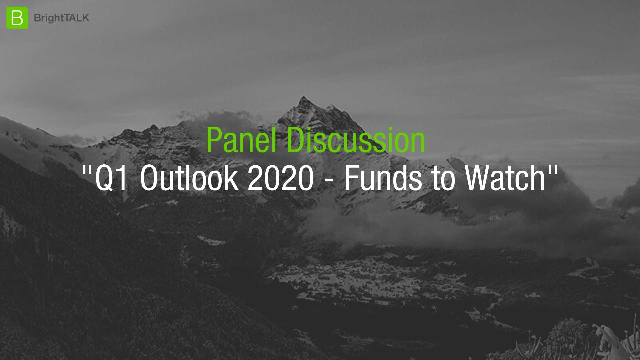 Q1 Outlook 2020 - Funds to Watch
