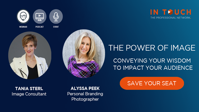 The Power of Image - Conveying Your Wisdom to Impact Your Audience