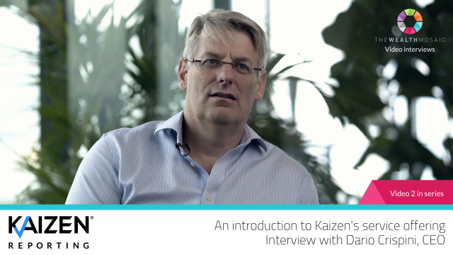An introduction to Kaizen's service offering