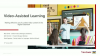 Making effective use of curated video content in the digital classroom