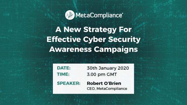 A New Strategy for Effective Cyber Security Awareness Campaigns