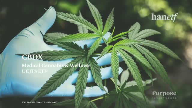 Introducing The Medical Cannabis and Wellness UCITS ETF