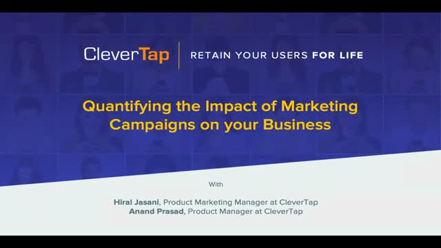 Quantifying the impact of marketing campaigns on your business using Real Impact