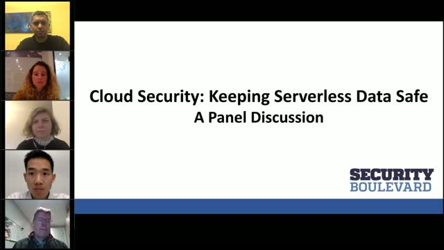 Cloud Security – Keeping Serverless Data Safe