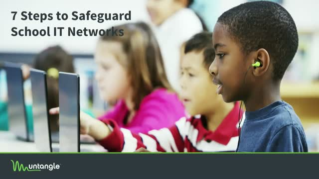 Untangle 101: Safeguarding K-12 Networks against Cyber Attacks with NG Firewall