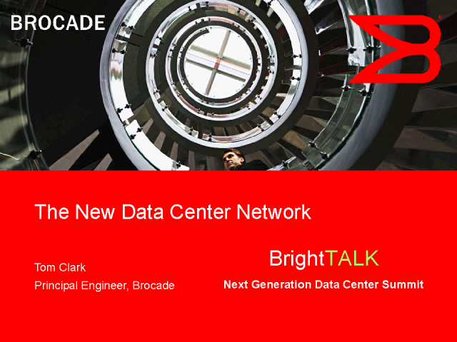 The New Data Center Network