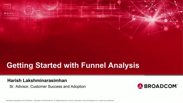 Getting Started with Funnel Analysis