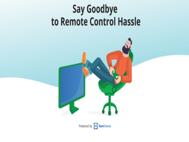 Say Goodbye to Remote Control Hassles