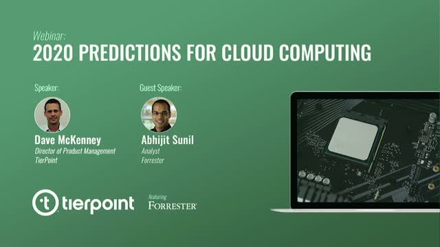 2020 Predictions for Cloud Computing