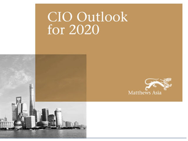 CIO Outlook for 2020