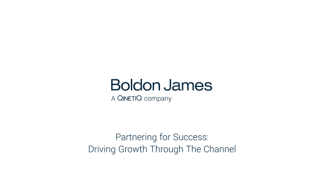 Partnering For Success: Driving Growth Through The Channel