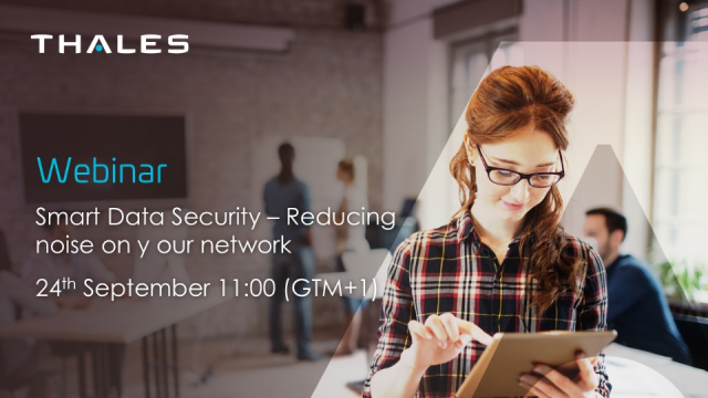 Smart Data Security - Reducing noise on your network