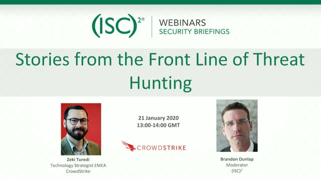 Stories from the Front Line of Threat Hunting
