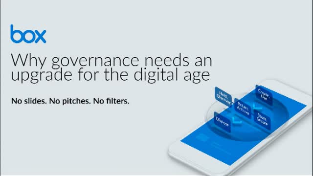 Why governance needs an upgrade for the digital age