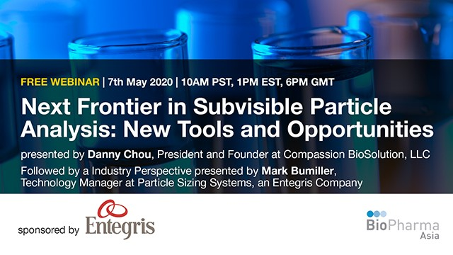 Next Frontier in Subvisible Particle Analysis: New Tools and Opportunities