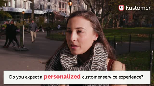 Personalized Customer Experiences