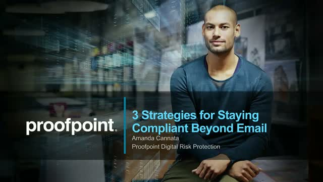 3 Strategies for Staying Compliant Beyond Email
