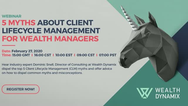 Top 5 Myths about Client Lifecycle Management for Wealth Managers