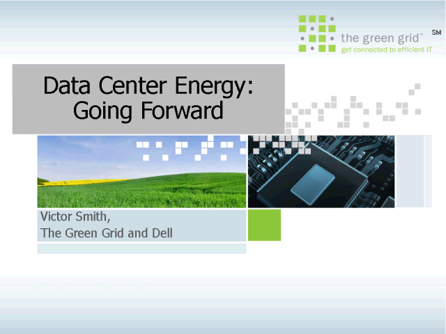 Reducing Cost and Increasing Efficiency in the Data Centre