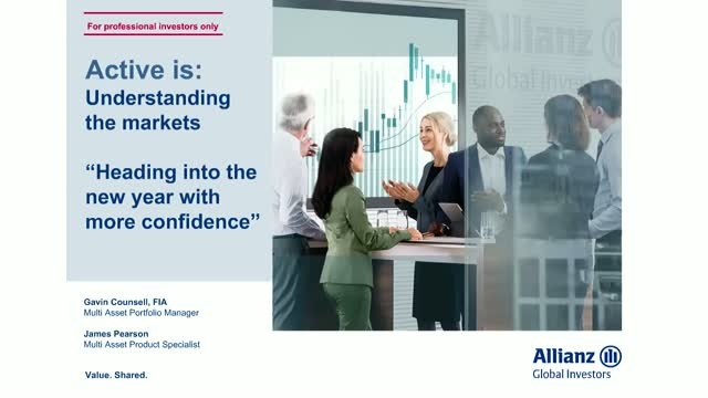 Active is: How investors can approach 2020 with confidence.