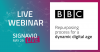 Signavio Live Series: Repurposing Process for a Dynamic Digital Age with BBC