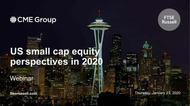 US small cap equity perspectives in 2020