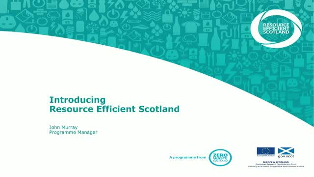 Resource Efficiency - Give your clients certainty in uncertain times