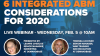 6 Integrated ABM Campaign Considerations for 2020