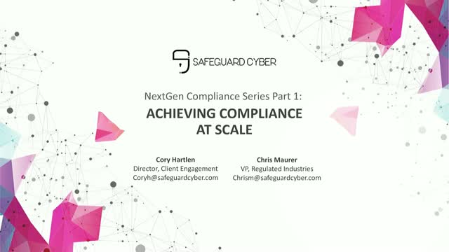 NextGen Compliance Series Part 1: How to Scale Compliance for Global Business