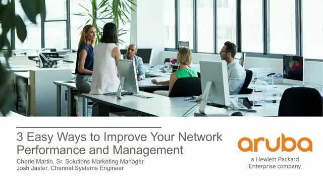 3 Easy Ways to Improve Your Network Performance and Management