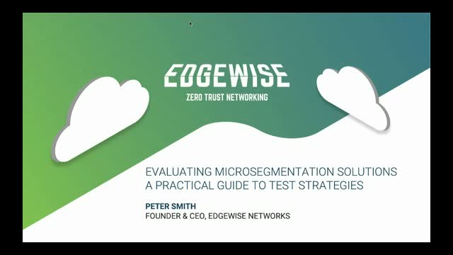 Evaluating Microsegmentation Solutions: A Practical Guide To Test Strategies