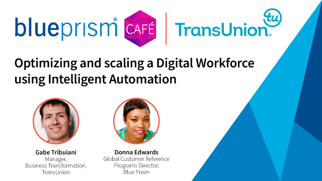 Optimizing and scaling a Digital Workforce using Intelligent Automation