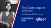 The Data Impact of Brexit