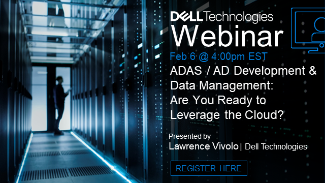 ADAS / AD Development & Data Management - Are You Ready to Leverage the Cloud?