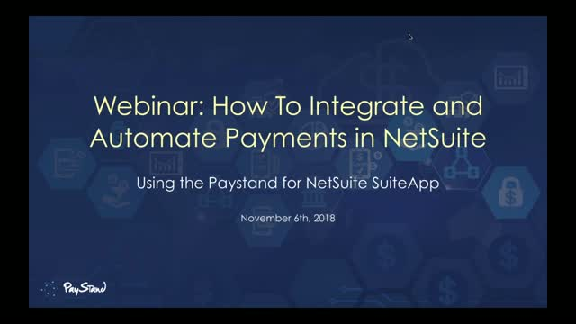 How to Integrate Payments Directly in NetSuite with Paystand