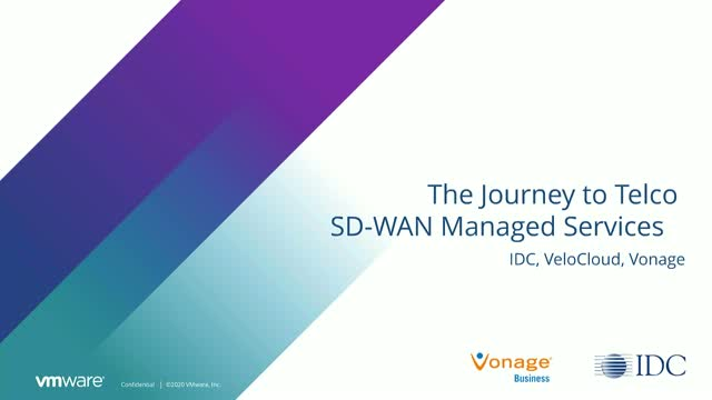 The Journey to Telco SD-WAN Managed Services