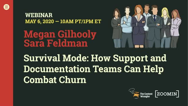 Survival Mode: How Support and Documentation Teams Can Help Combat Churn