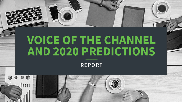 Untangle 2019 Voice of the Channel and 2020 Predictions Report Summary