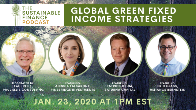 Global Green Fixed Income Strategies for 2020