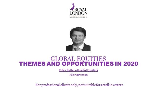 Global equities: themes and opportunities in 2020