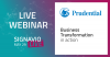 Signavio Live Series: Transformation in Action with Prudential Financial