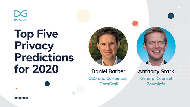 Top Five Privacy Predictions for 2020