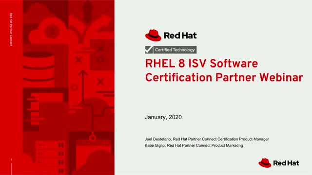Generate new revenue streams with Red Hat Enterprise Linux certification