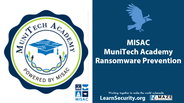 MISAC Ransomware Prevention