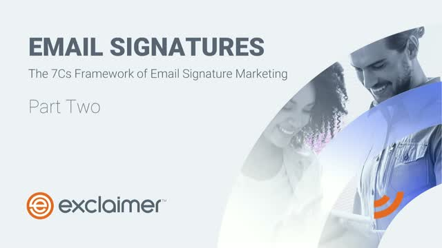 Email Signatures: The 7Cs Framework of Email Signature Marketing