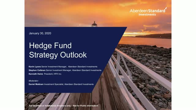 2020 Hedge Fund Outlook