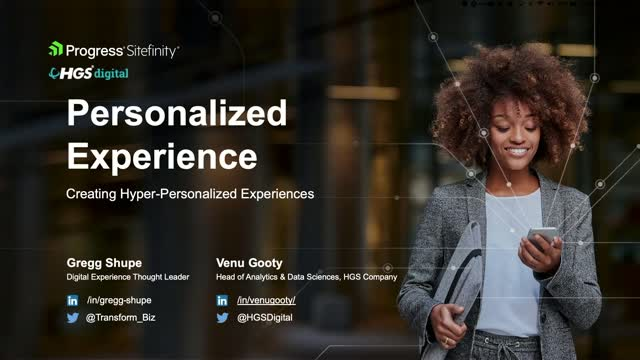 Take Personalization to the Next Level with Hyper-Personalization