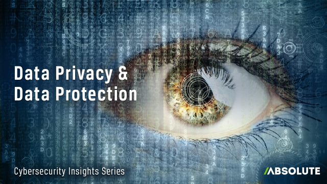 Data Privacy and Data Protection | Cybersecurity Insights Series
